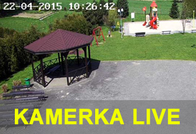 kamerka na żywo z Ośrodka Kultury i Rekreacji w Świerklanach